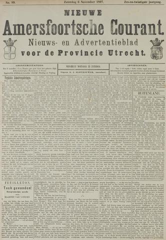 Nieuwe Amersfoortsche Courant 1897-11-06