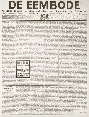 De Eembode 1915-05-04