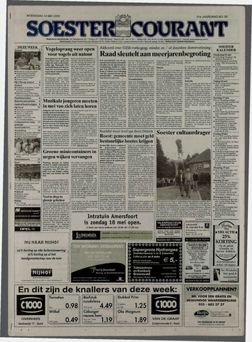 Soester Courant 2003-05-14