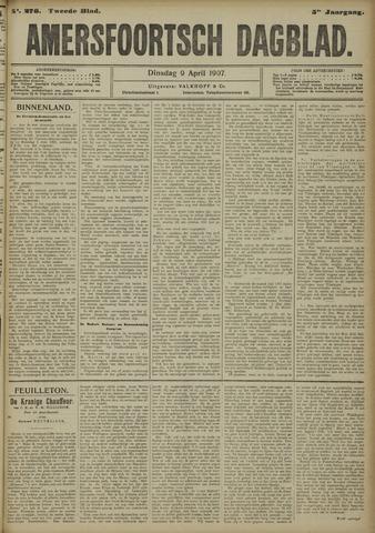 Amersfoortsch Dagblad 1907-04-09