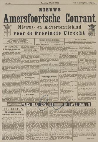 Nieuwe Amersfoortsche Courant 1905-07-29