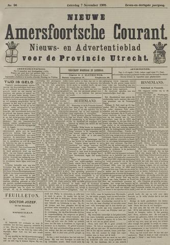Nieuwe Amersfoortsche Courant 1908-11-07