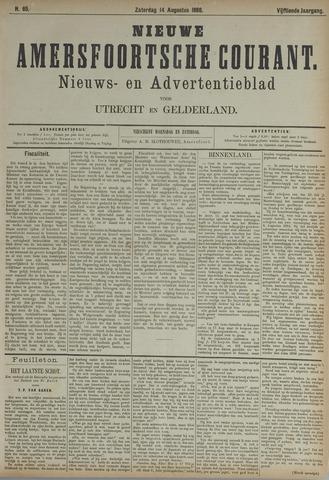 Nieuwe Amersfoortsche Courant 1886-08-14