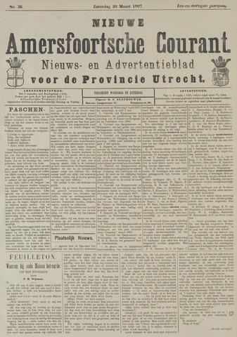 Nieuwe Amersfoortsche Courant 1907-03-30