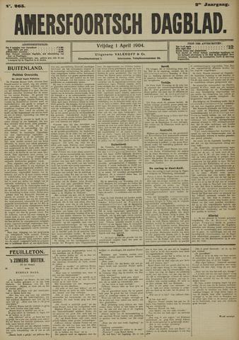 Amersfoortsch Dagblad 1904-04-01