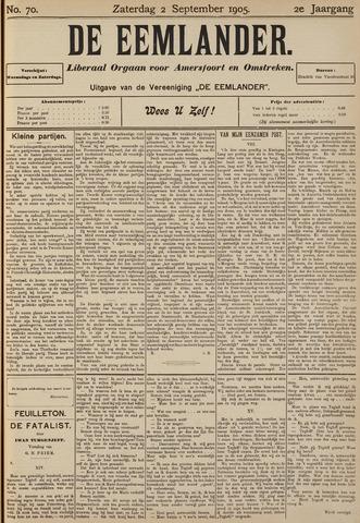 De Eemlander 1905-09-02