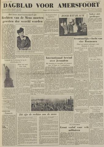 Dagblad voor Amersfoort 1949-12-10