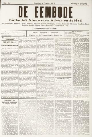 De Eembode 1907-02-09