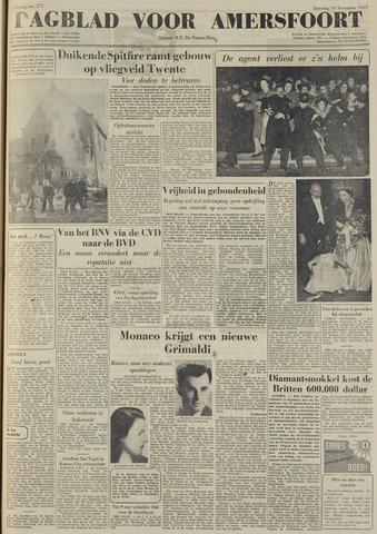 Dagblad voor Amersfoort 1949-11-19
