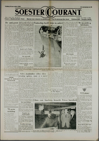 Soester Courant 1965-11-26