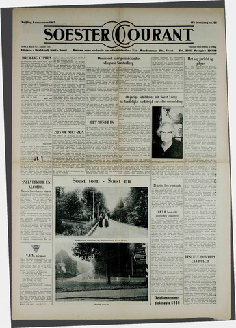 Soester Courant 1967-12-01