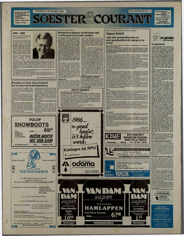Soester Courant 1985-12-31