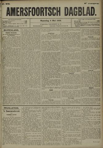 Amersfoortsch Dagblad 1908-05-04