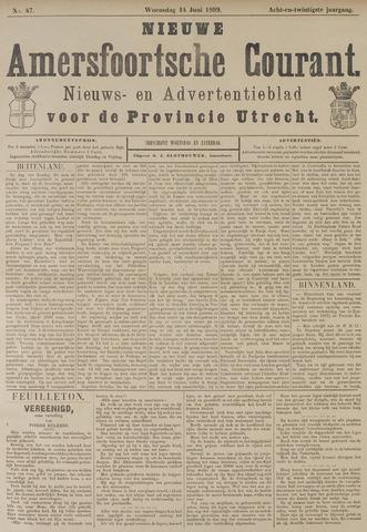 Nieuwe Amersfoortsche Courant 1899-06-14