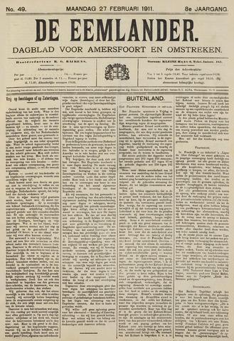 De Eemlander 1911-02-27