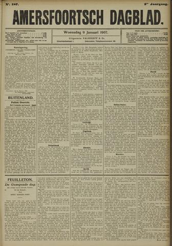 Amersfoortsch Dagblad 1907-01-09