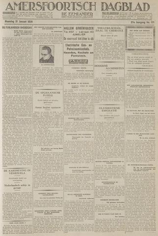 Amersfoortsch Dagblad / De Eemlander 1929-01-21