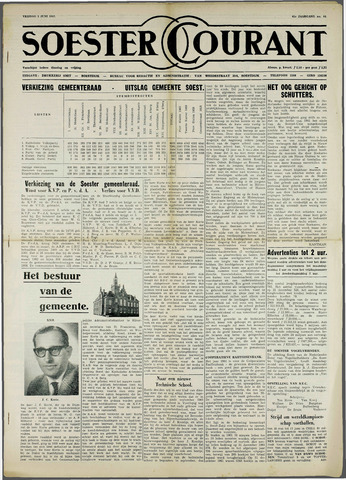 Soester Courant 1962-06-01