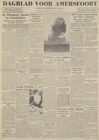 Dagblad voor Amersfoort 1947-04-21