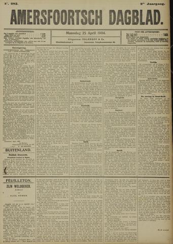Amersfoortsch Dagblad 1904-04-25