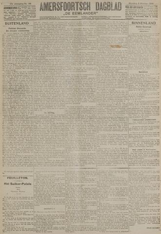 Amersfoortsch Dagblad / De Eemlander 1918-10-08
