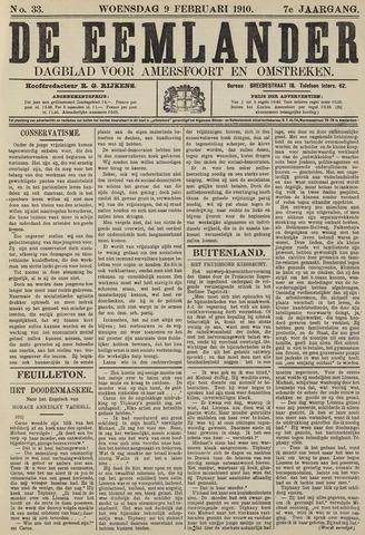 De Eemlander 1910-02-09