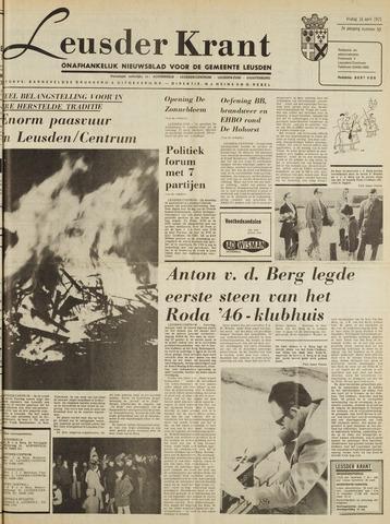 Leusder Krant 1971-04-16