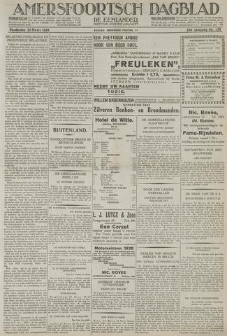 Amersfoortsch Dagblad / De Eemlander 1928-03-22