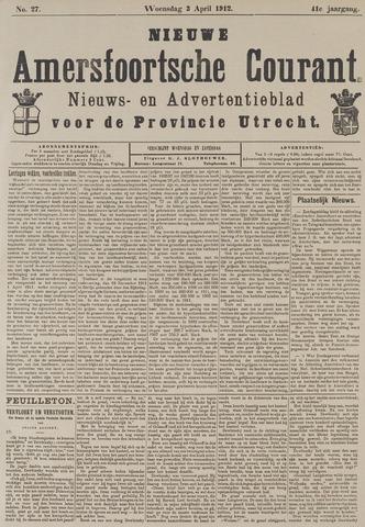 Nieuwe Amersfoortsche Courant 1912-04-03