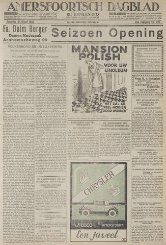 Amersfoortsch Dagblad / De Eemlander 1928-03-24