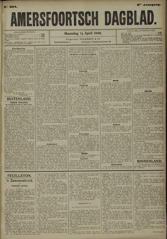 Amersfoortsch Dagblad 1908-04-13