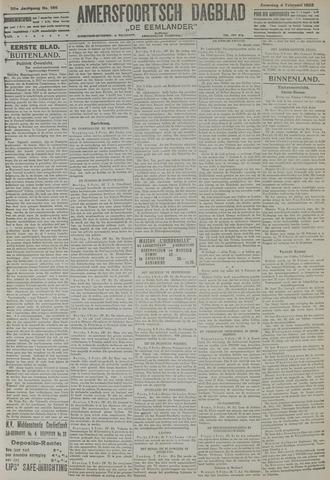 Amersfoortsch Dagblad / De Eemlander 1922-02-04