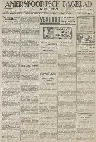 Amersfoortsch Dagblad / De Eemlander 1930-11-14