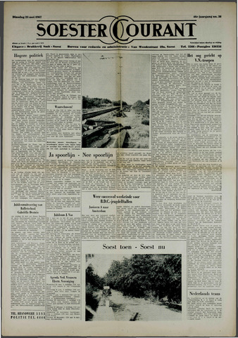 Soester Courant 1967-05-23