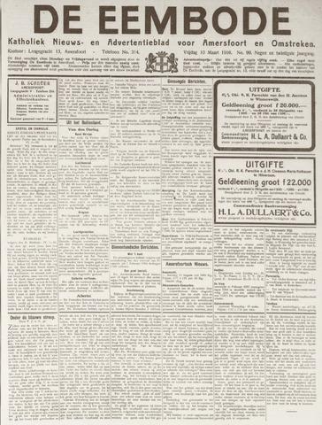 De Eembode 1916-03-10