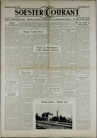 Soester Courant 1966-11-08