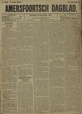 Amersfoortsch Dagblad 1905-11-18