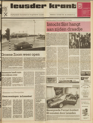 Leusder Krant 1990-10-31