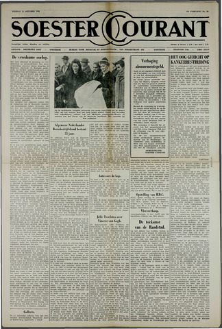 Soester Courant 1963-10-25
