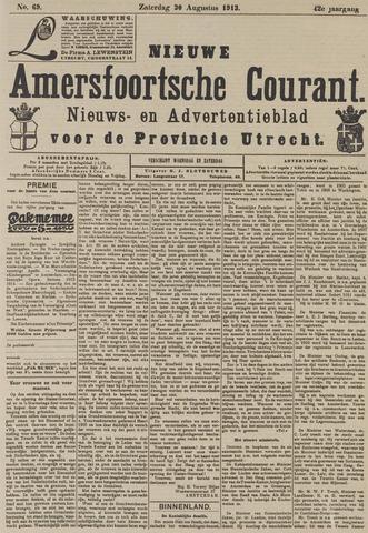 Nieuwe Amersfoortsche Courant 1913-08-30