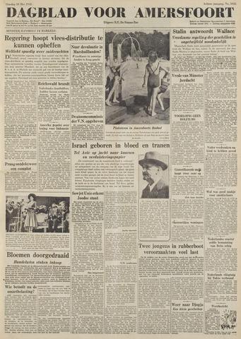 Dagblad voor Amersfoort 1948-05-18