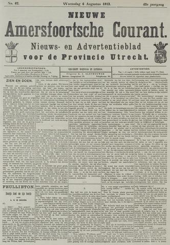 Nieuwe Amersfoortsche Courant 1913-08-06