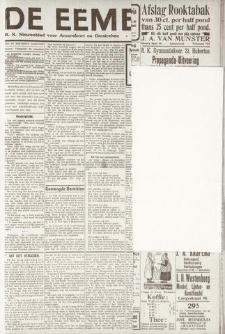 De Eembode 1922-11-14