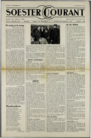 Soester Courant 1951-09-25