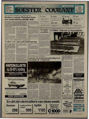 Soester Courant 1992-01-15