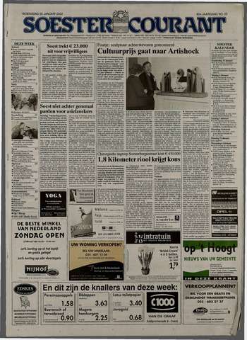 Soester Courant 2002-01-30