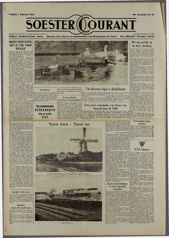 Soester Courant 1972-02-04