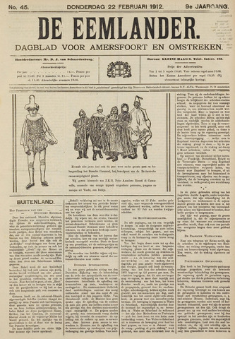 De Eemlander 1912-02-22