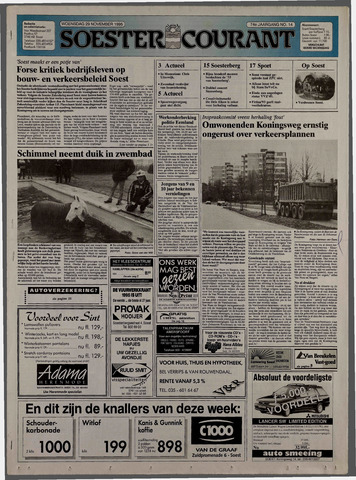 Soester Courant 1995-11-29