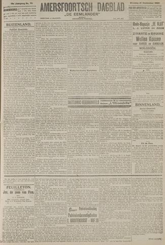 Amersfoortsch Dagblad / De Eemlander 1920-09-21